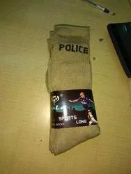 Police full socks