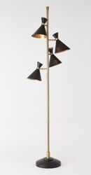 Multi Cone Floor Lamp