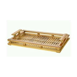 Wooden Bamboo Tray
