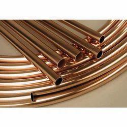 Coil Anodized Copper Tube, Size: 1-4