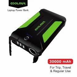 30000mAh Coolnut Multi Functional Laptop Power Bank
