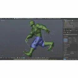 Online 3D Animation Service