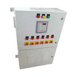 Cast Iron Single Phase Rubber Moulding Control Panel, IP Rating: 33