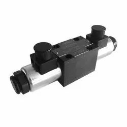 4/2 and 4/3 Directional Control Valve, Solenoid Operated, Lightline