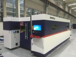 Gl3015f Ipg6000w Fiber Laser Cutting Machine