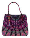 Mandala Designer Fashion Tote Hand Bag