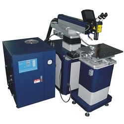 Laser Hardening Machine Parts