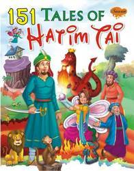 151 Tales Of Hatim Tai Book