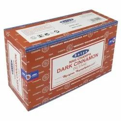 Satya Dark Cinnamon Incense Sticks