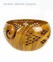 Yarn Bowl Jaali Pattern