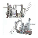 Mini Compact Rice Mill Machine