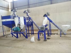 Automatic Cattle Feed Plant 200 Kg