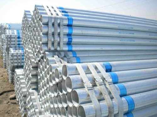 G.I. Pipes (Galvanized Pipes)