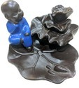 Back Flow Cone Fountains-Buddha-11