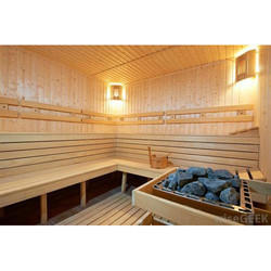 Sauna Steam Bath Room