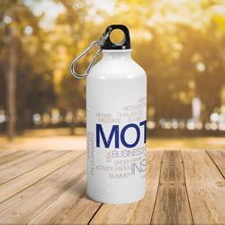 Promotional Personalized Aluminum sublimation water bottle