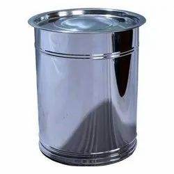 Stainless Steel Pawali, Capacity: 0-50 litres
