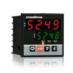 Masibus Temperature & Process Controllers