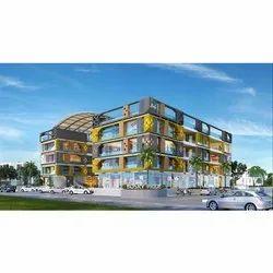 Commercial Complex Interior Designing Services