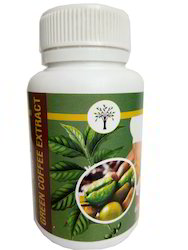 Green Coffee Extract Capsules