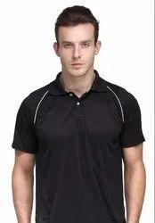 Black Printed Cricket Uniform