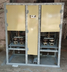 Fully Automatic Four Die Paper Dona Machine