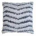 Handmade High Quality Wool Black Cushion Covers