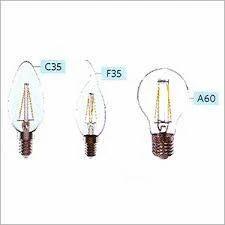 osram 5w 7w 9w OPPEL LED Filament Candle & Bulb F35