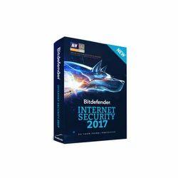 Bitdefender Internet Security Software - 3 User / 1 Year