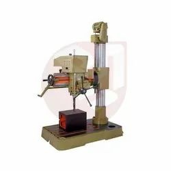 Cone Pulley Radial Drill - Auto Feed