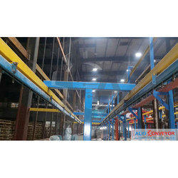 Alig Steel Enclosed Track Chain Conveyor