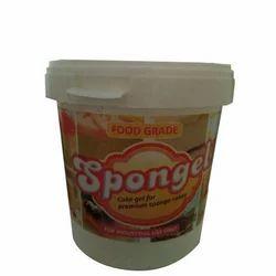 Sponge Cake Gel
