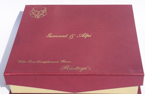 401f6bf0f8 Kappa Board Imported Sartern Wedding Dryfruit Box