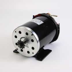MY1020 Unite 36V 1000W Brushed Permanent Magnet Electric Motor