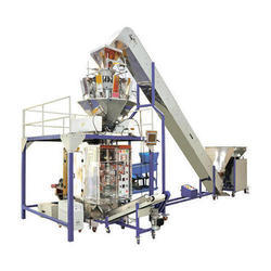 Automatic Multihead Chips Packing Machines With 10 Head