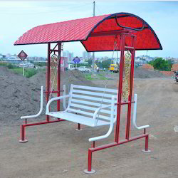 Two Seater Playground Swing