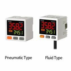 Compact Digital Pressure Sensors (Square Type)