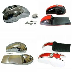 Benelli Motorcycle Fuel Tank and Seat Kit Replacement Spare Parts