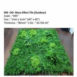 Green 095-OD Moss Effect Outdoor Tile