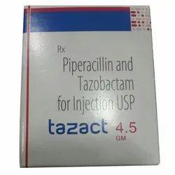 Piperacillin Tazobactam for Injection USP