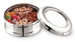 Arhanto Celerio Stainless Steel Dry Fruit Container