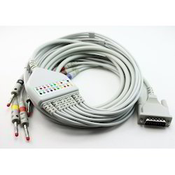 ECG Patient Cables - Mindray ECG Cable Manufacturer from New Delhi