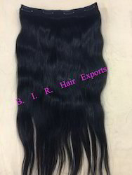 Clip In Single Piece Hair