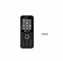 Micromax X409 Mobile, Screen Size: 1.77'