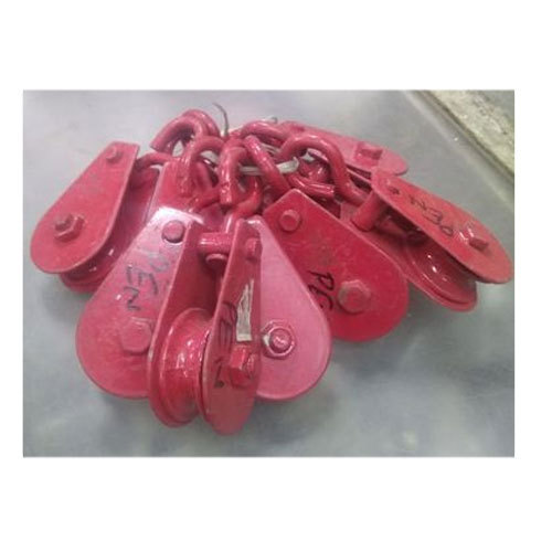 Rope Pulley, Capacity: 0.5 Ton