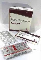 Anmixin-400 Rifaximin Tablets 400mg, Andee Lifesciences, Prescription