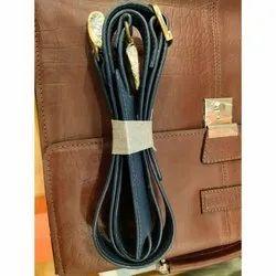 Casual Wear Black Mens Leather Belt