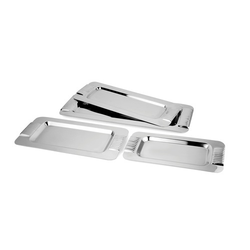 Stainless Steel Tray Set