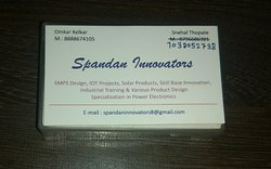 Consulting Services For Electronics