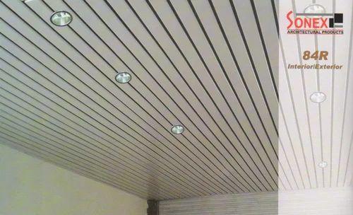 Aluminum False Ceiling System At Rs 1200 Square Meter